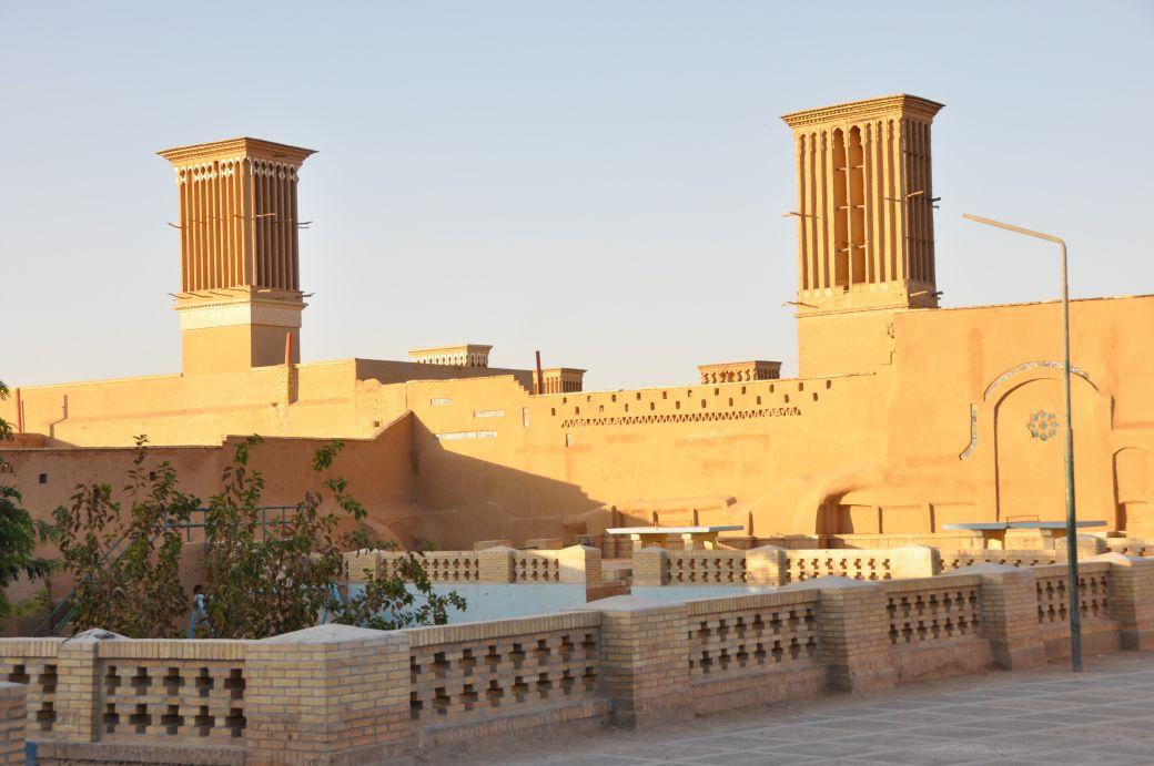 Iran Rundreise Yazd Altstadt 72 dpi