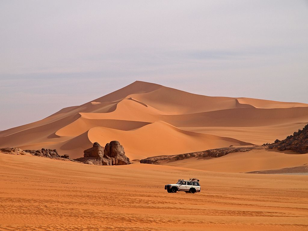 Algerien Wüste